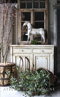 rustic yet refined