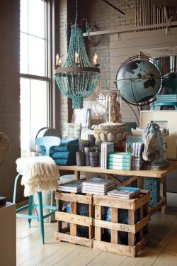 did somebody say turquoise?